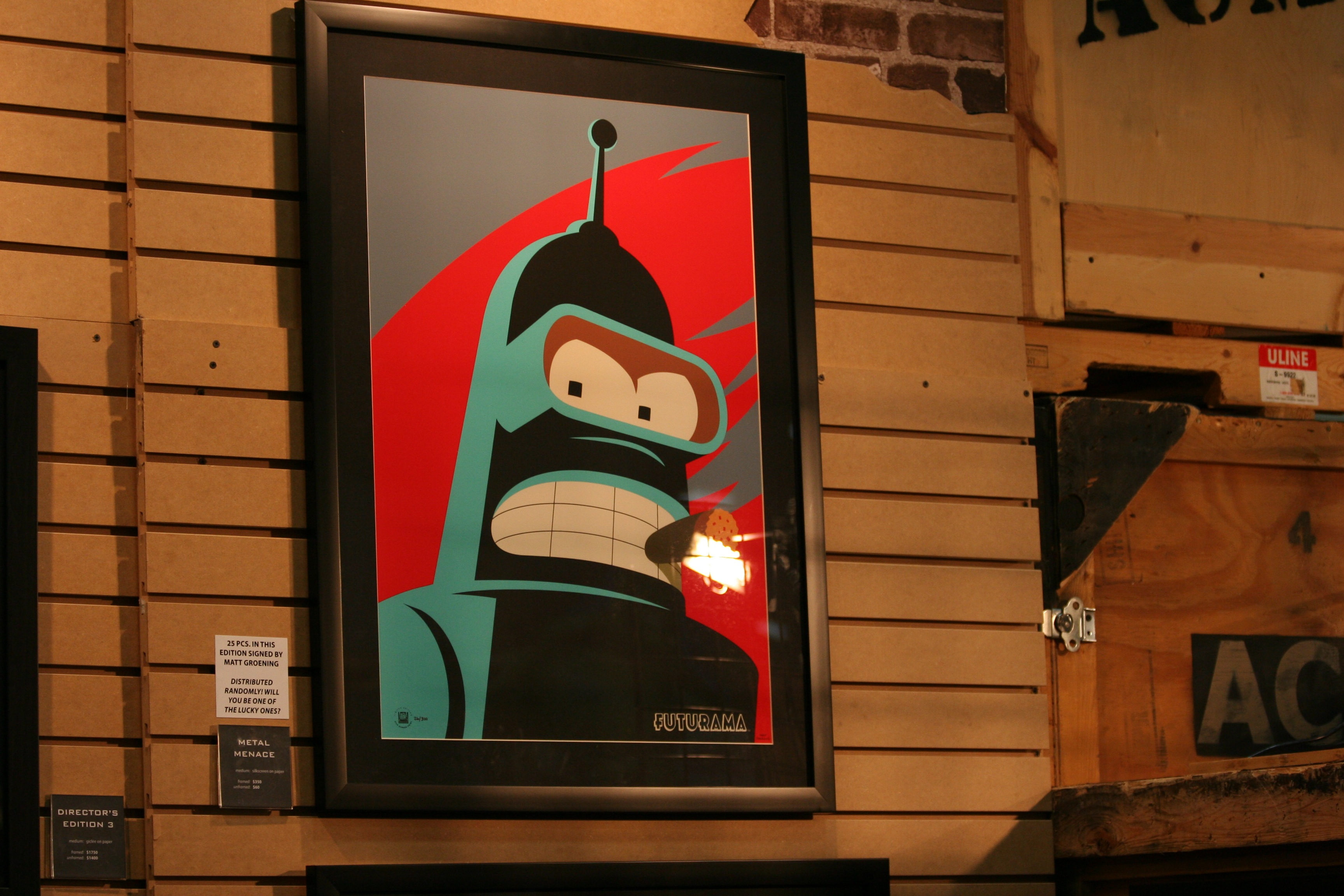 Awesome Futurama Poster